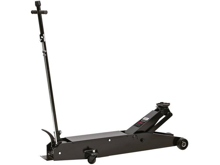SIP 5 Ton Long Reach Floor Trolley Jack