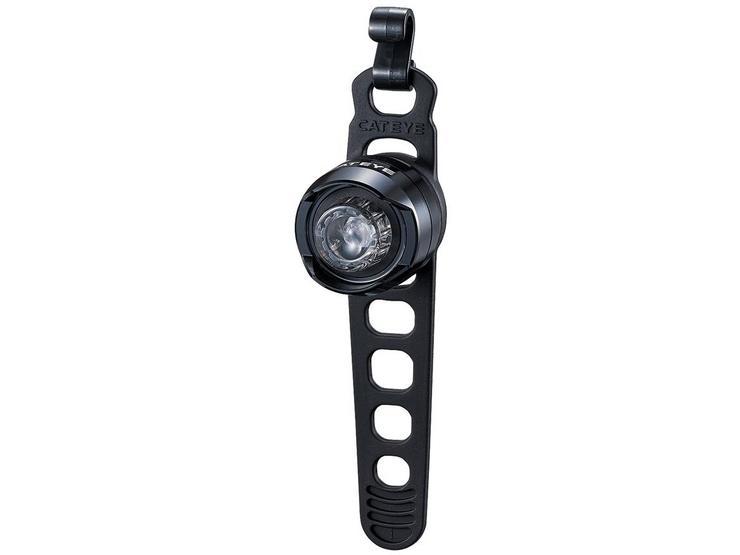 Cateye Orb Black Front Bike Light