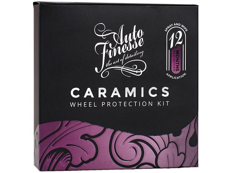 Auto Finesse Caramics Wheel Protection Kit