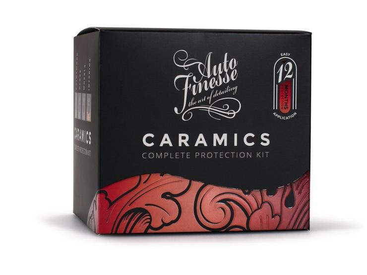 Auto Finesse Caramics Complete Kit