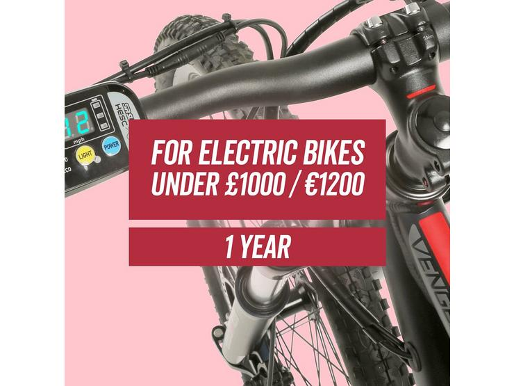E-bike CycleCare for 1 Year