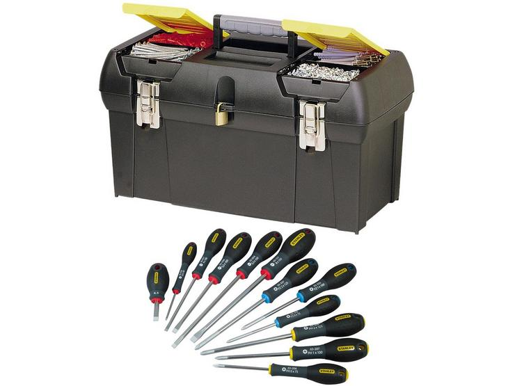 Stanley Toolbox and Tool Bundle
