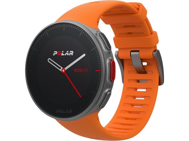Polar Vantage V GPS Multisport Watch, Orange