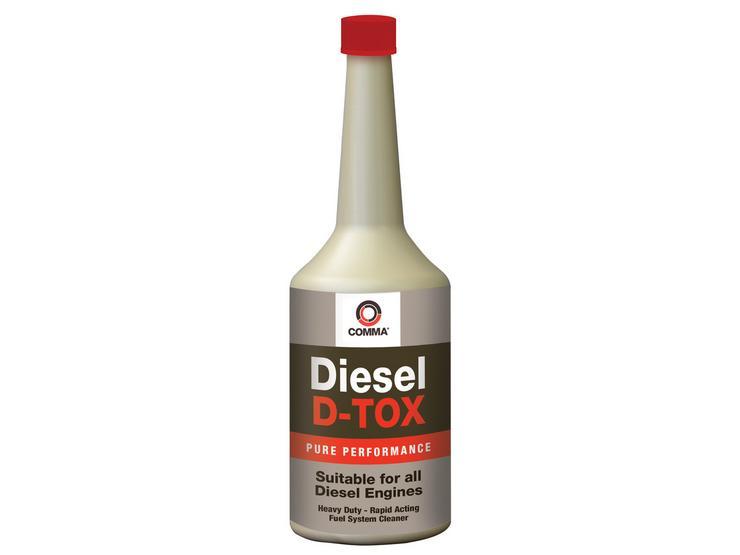 Comma Diesel D-Tox 400ml