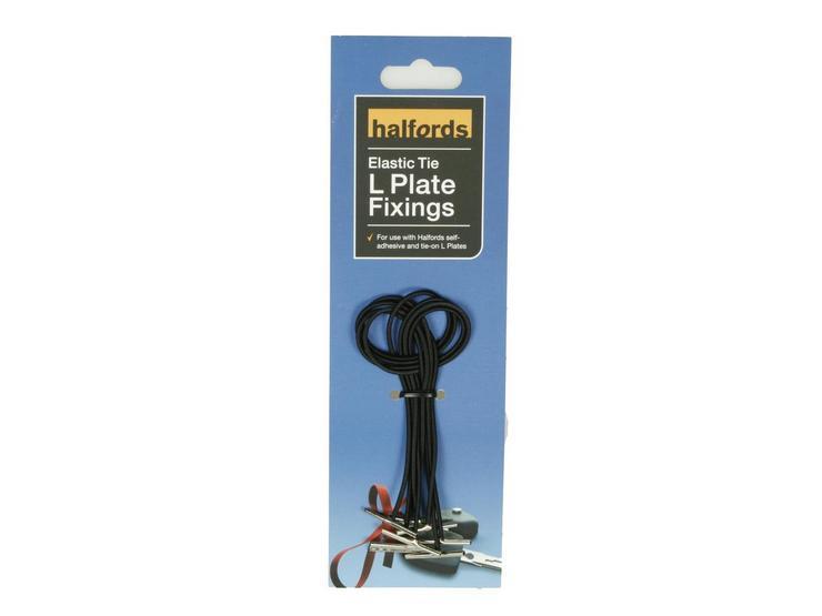 Halfords Elastic Tie Fixing