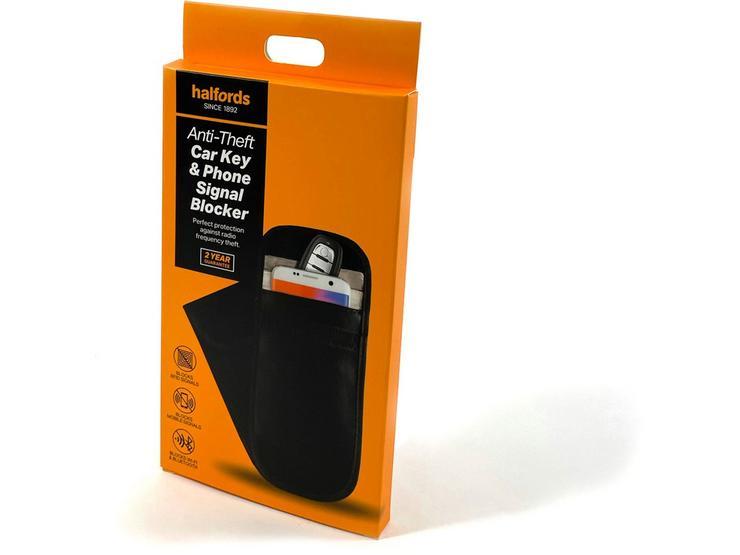 Halfords RFID Key & Phone Blocker