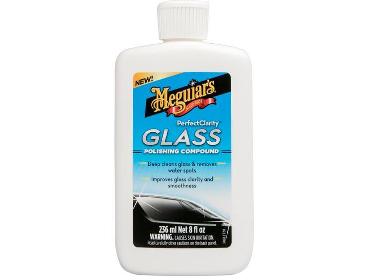 Meguiars Perfect Clarity Glass Polishing Compound 236ml