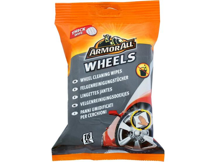 Armor All Wheel Cleaning Wipes x 16
