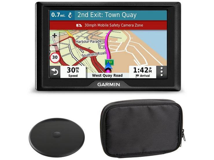 Garmin Drive 52 MT-S UK Bundle