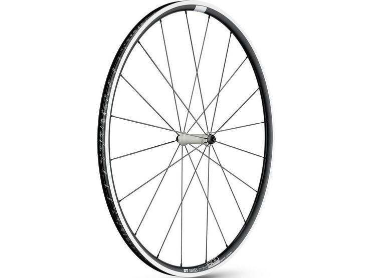 PR 1600 SPLINE wheel, clincher 23 x 18 mm, front