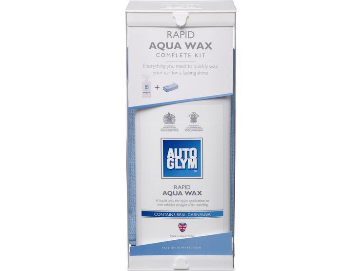 Autoglym Aqua Car Wax 500ml