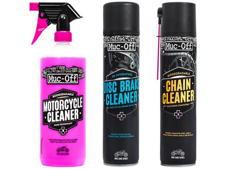 Muc-Off Cleaning Bundle