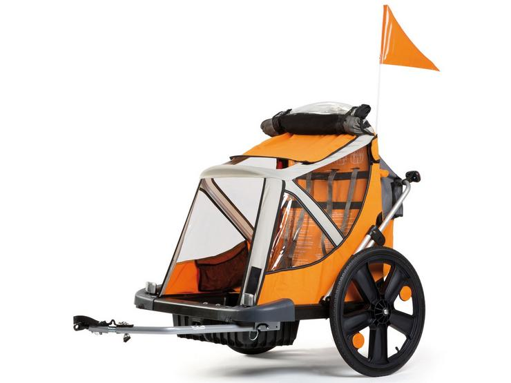 Bellelli Bike Taxi Child Bike Trailer