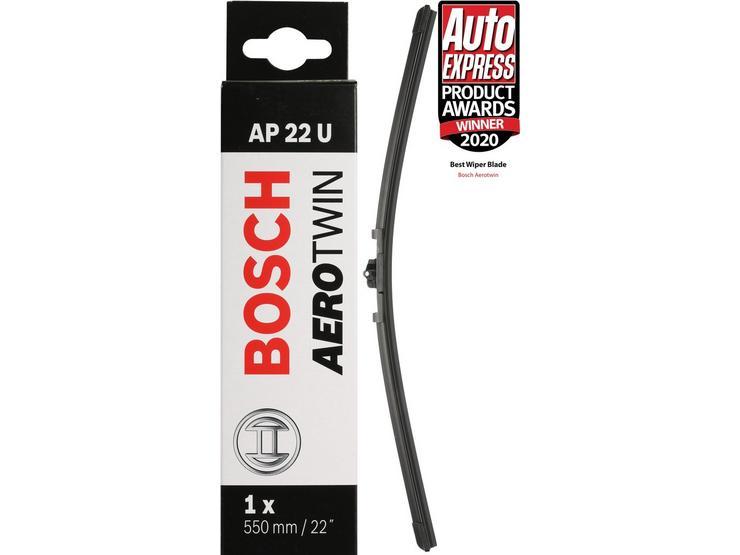 Bosch Wiper Blade AP22U - Multi-Clip Single