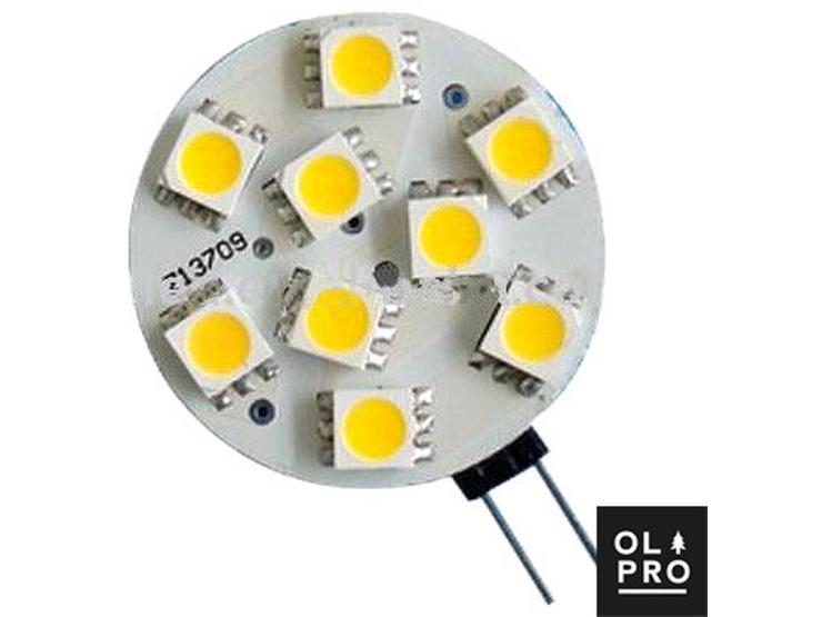 Olpro Warm White 2.5w G4 LED Bulb